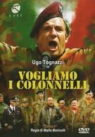Хотим полковников (1973)