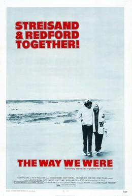 Постер фильма Какими мы были (1973)