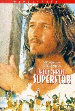 Постер фильма Иисус Христос - суперзвезда (1973)