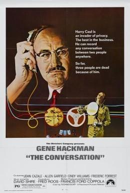 Постер фильма Разговор (1974)