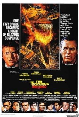 Постер фильма Вздымающийся ад (1974)
