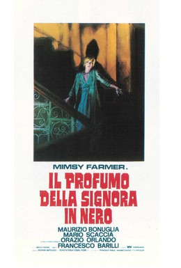 Постер фильма Аромат дамы в черном (1974)