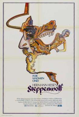 Постер фильма Степной волк (1974)