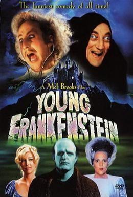 Постер фильма Молодой Франкенштейн (1974)