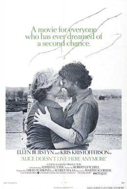 Постер фильма Алиса здесь больше не живет (1974)
