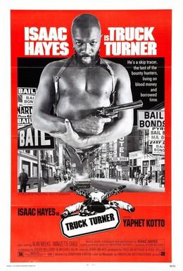 Постер фильма Грузовик Тёрнер (1974)