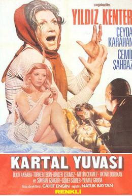 Постер фильма Гнездо ястреба (1974)