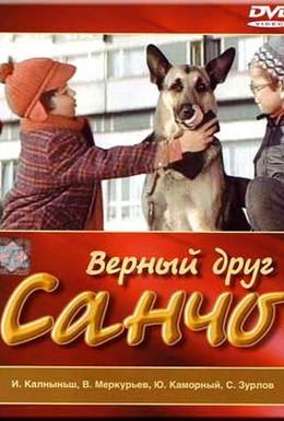 Постер фильма Верный друг Санчо (1975)