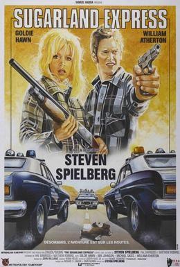 Постер фильма Шугарлендский экспресс (1974)