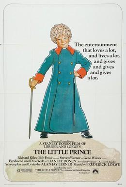 Постер фильма Маленький принц (1974)