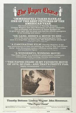 Постер фильма Бумажная погоня (1973)