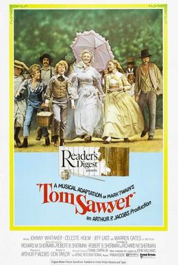 Постер фильма Том Сойер (1973)