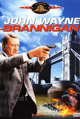 Постер фильма Брэнниган (1975)