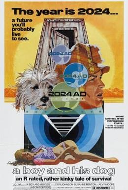 Постер фильма Парень и его пес (1975)