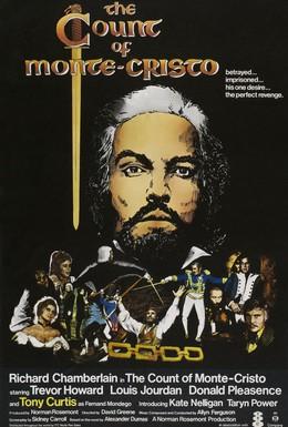 Постер фильма Граф Монте-Кристо (1975)