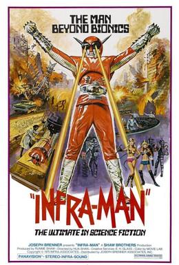 Постер фильма Суперинфрамэн (1975)