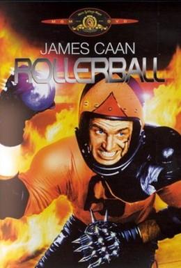 Постер фильма Роллербол (1975)