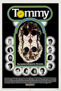 Постер фильма Томми (1975)