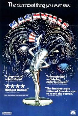 Постер фильма Нэшвилл (1975)