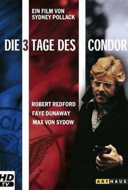 Постер фильма Три дня Кондора (1975)