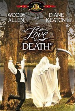Постер фильма Любовь и смерть (1975)