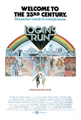 Постер фильма Бегство Логана (1976)