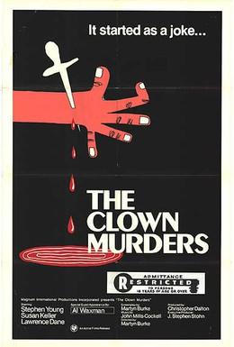 Постер фильма Кровавая шутка (1976)
