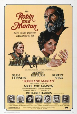 Постер фильма Робин и Мэриан (1976)