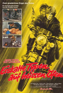 Постер фильма Живи как полицейский, умри как мужчина (1976)