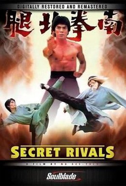 Постер фильма Тайные соперники (1976)
