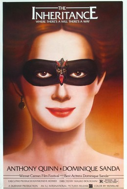 Постер фильма Наследство Феррамонти (1976)