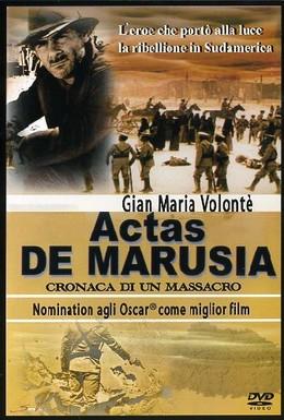 Постер фильма События на руднике Марусиа (1976)