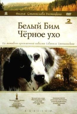 Постер фильма Белый Бим Черное ухо (1976)