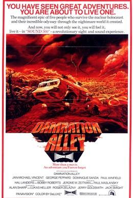 Постер фильма Долина проклятий (1977)