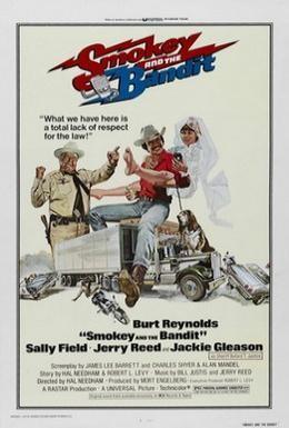 Постер фильма Смоки и Бандит (1977)