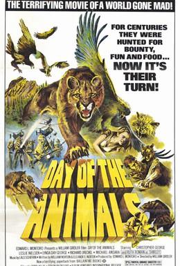 Постер фильма День животных (1977)
