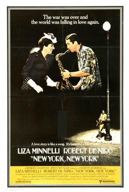 Постер фильма Нью-Йорк, Нью-Йорк (1977)