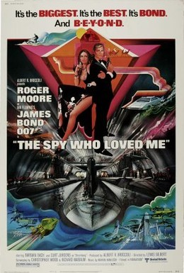 Постер фильма Шпион, который меня любил (1977)