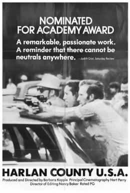 Постер фильма Округ Харлан, США (1976)