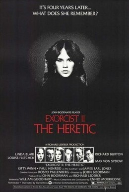Постер фильма Изгоняющий дьявола II: Еретик (1977)