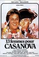 Казанова и Компания (1977)