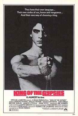 Постер фильма Король цыган (1978)