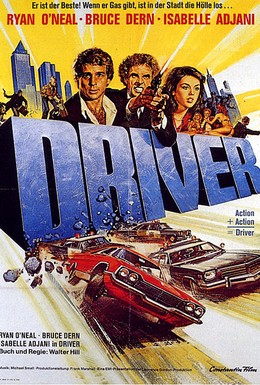 Постер фильма Водитель (1978)