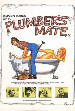 Постер фильма Приключения приятеля сантехника (1978)