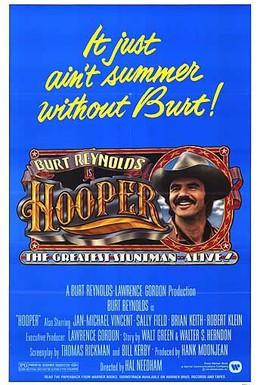 Постер фильма Хупер (1978)