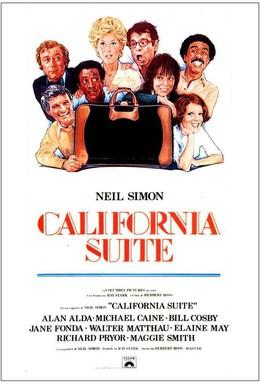 Постер фильма Калифорнийский отель (1978)