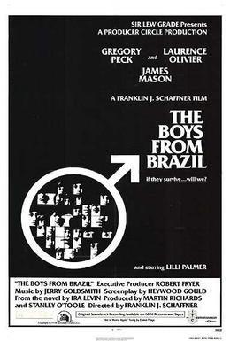 Постер фильма Мальчики из Бразилии (1978)