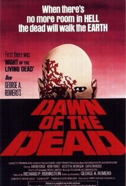 Постер фильма Рассвет мертвецов (1978)
