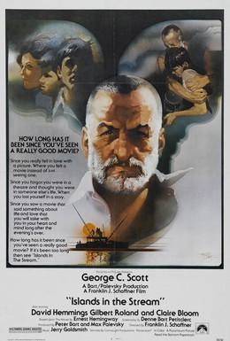 Постер фильма Острова в океане (1977)