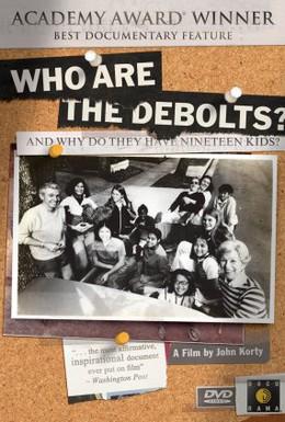 Постер фильма Кто такие Де Болты? И где они взяли девятнадцать детей? (1977)